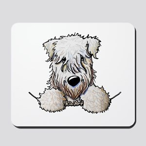SC Wheaten Pocket Mousepad