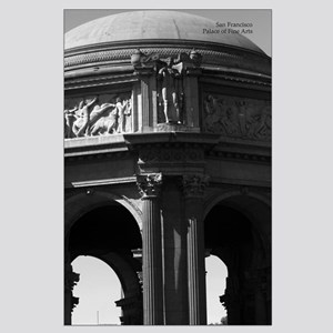 Black + White SF Palace of Fine Arts Posters