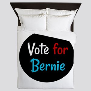 Vote for Bernie Queen Duvet