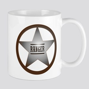 Ranger Badge Mug