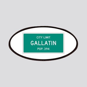 Gallatin, Texas City Limits Patches