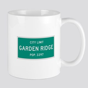 Garden Ridge, Texas City Limits Mug