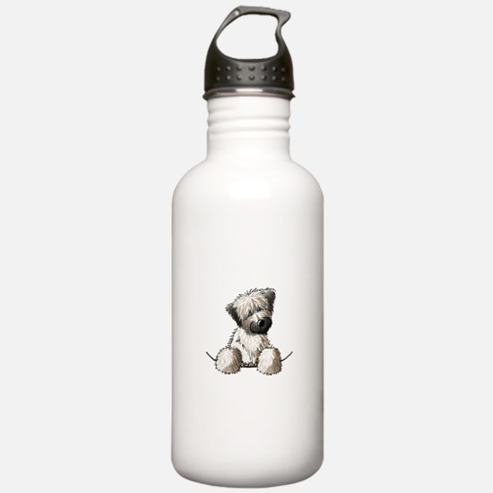 Pocket Wheaten Water Bottle