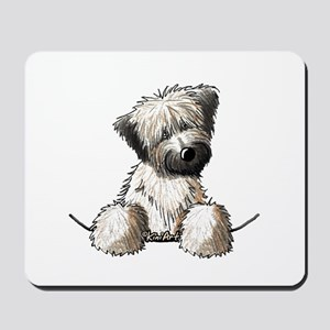 Pocket Wheaten Mousepad
