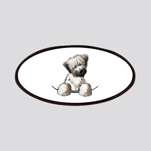Pocket Wheaten Patches