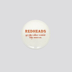 Redheads Mini Button