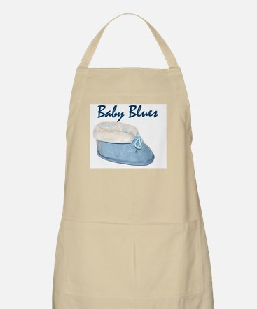 Baby Blues BBQ Apron