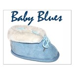 Baby Blues Small Poster