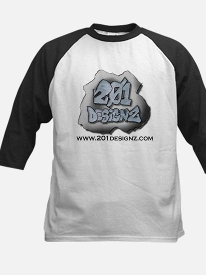 201Designz Gear Kids Baseball Jersey