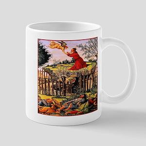 Agony on the Garden 1500 Mug