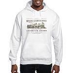 Brooks Locomotive Works Hooded Sweatshirt
