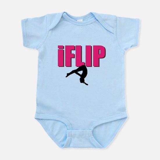 I Flip Tumbling gymnast Body Suit
