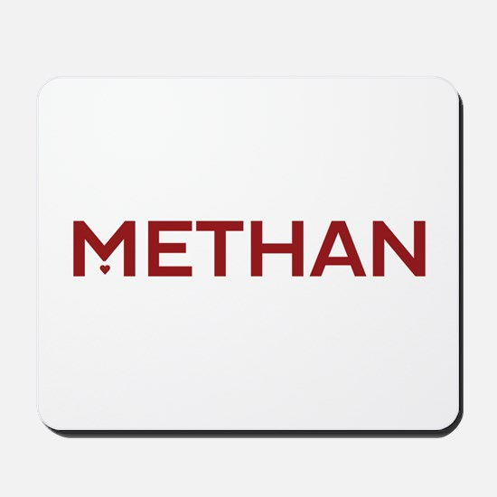 METHAN Logo Mousepad