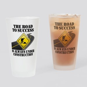 The Road to Success Is Always Under Construction D