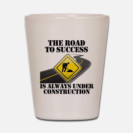 The Road to Success Is Always Under Construction S