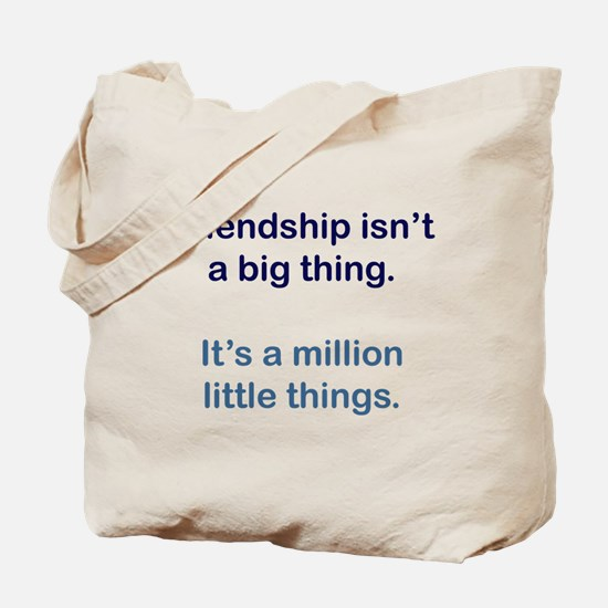 Friendship is Tote Bag