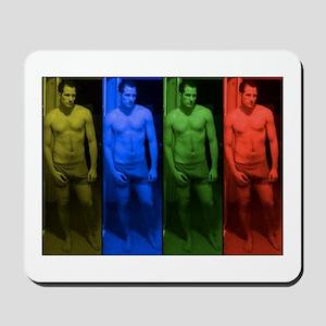Clark in Color Mousepad