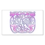 Astrologer Rectangle Sticker