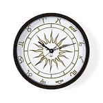 Astrowheel Wall Clock