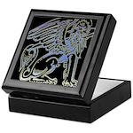 Celestial Lion Keepsake Box