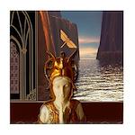 Goddess Journey Tile Coaster