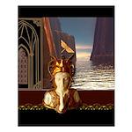 Mystical Goddess Journey Small Poster