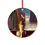 Goddess Journey Ornament (Round)