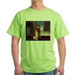Mystical Goddess Green T-Shirt