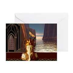 Mystical Goddess Greeting Cards (Pk of 10)