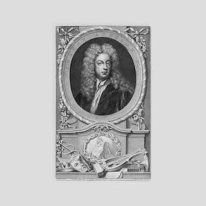 Joseph Addison, English essayist - 3'x5' Area Rug
