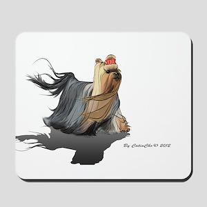 Yorkie HONZA Mousepad