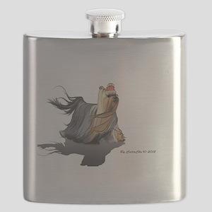 Yorkie HONZA Flask