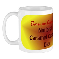 Mug: Caramel Custard Day