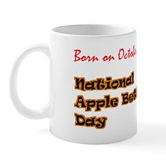 Mug: Apple Betty Day