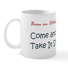 Mug: Come and Take It Day