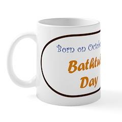 Mug: Bathtub Day