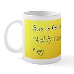 Mug: Moldy Cheese Day