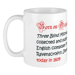 Mug: Three Blind Mice was collected and published