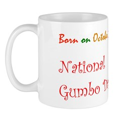 Mug: Gumbo Day