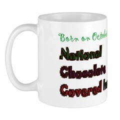Mug: Chocolate Covered Insect Day