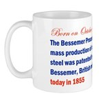 Mug: Bessemer Process for mass production of cheap