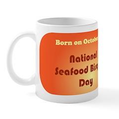 Mug: Seafood Bisque Day