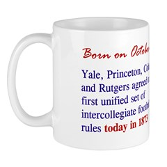 Mug: Yale, Princeton, Columbia, and Rutgers agreed