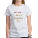 1025ct_greasyfoodday T-Shirt