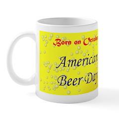 Mug: American Beer Day