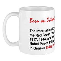 Mug: International Committee of the Red Cross (191