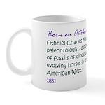 Mug: Othniel Charles Marsh, paleontologist, discov