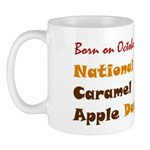 Mug: Caramel Apple Day