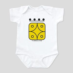 YELLOW Solar SEED Infant Bodysuit