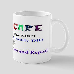 Obama Care Mug